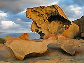 AUSTRALIA, SOUTH: Kangaroo Is, Remarkable Rocks