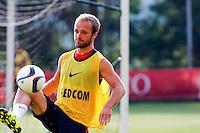 Valere GERMAIN  - 29.06.2015 - Reprise Entrainement de Monaco  - 2015/2016<br />Photo : Jc Magnenet / Icon Sport