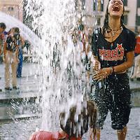 Genova, luglio 2002. Primo anniversario del G8