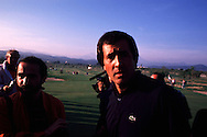 SEVE BALLESTEROS at the MAJORCAN OPEN 1988 AFTER WINNING
