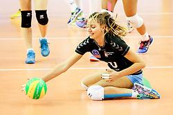 26-11-2015 SLO: Champions League Calcit Ljubljana - VakifBank Istanbul, Ljubljana<br /> Olivera Kostic of Calcit Ljubljana<br /> <br /> ***NETHERLANDS ONLY***