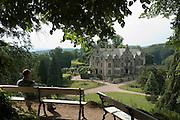 Schloss Altenstein, Bad Liebenstein, Thüringen, Deutschland. .Altenstein Manor, Bad Liebenstein, Thuringia, Germany