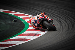 June 17, 2018 - Barcelone, Espagne - MARC MARQUEZ - SPANISH - REPSOL HONDA TEAM - HONDA (Credit Image: © Panoramic via ZUMA Press)