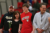 KHS Boys BB Senior Night 2014