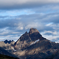Tonquin Valley. Jasper National Park, Alberta, Canada.