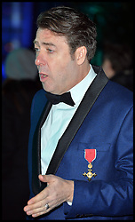 Jonathan Ross attends the Winters Whites Gala in aid of Centrepoint at Kensington Palace, London, United Kingdom. Tuesday, 26th November 2013. Picture by Andrew Parsons / i-Images