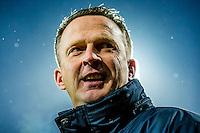 ALKMAAR - 20-02-2016, AZ - FC Groningen, AFAS Stadion, 4-1, AZ trainer John van den Brom prachtstad