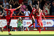 Crawley Town v Wycombe Wanderers - League 2 - 06/08/2016