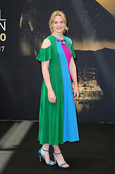 "Monte Carlo, 57th Festival of Television. Photocall ""Absentia"" pictured: Cara Theobold"