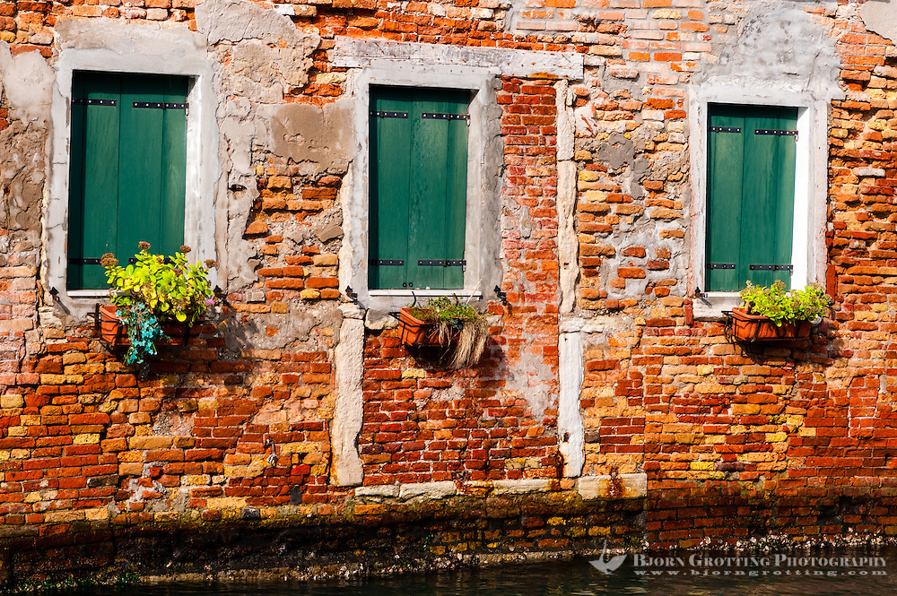 Italy, Venice. Arsenale di Venezia.