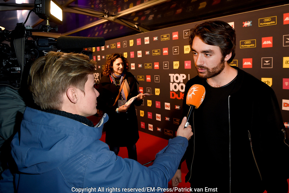 AMF Red Carpet Top 100 DJs Award Show in the Heineken Music Hall.<br /> <br /> On the photo:  Oliver Heldens