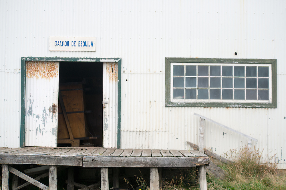 Galpon de Esouila Shearing Barn
