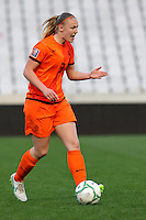Fifa Womans World Cup Canada 2015 - Preview //<br /> Cyprus Cup 2015 Tournament ( Gsp Stadium Nicosia - Cyprus ) - <br /> Netherlands vs England 1-1   //  Stefanie van der Gragt of Netherlands