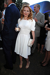GERI HALLIWELL at the annual Serpentine Gallery Summer Party in association with Swarovski held at the gallery, Kensington Gardens, London on 11th July 2007.<br /><br />NON EXCLUSIVE - WORLD RIGHTS