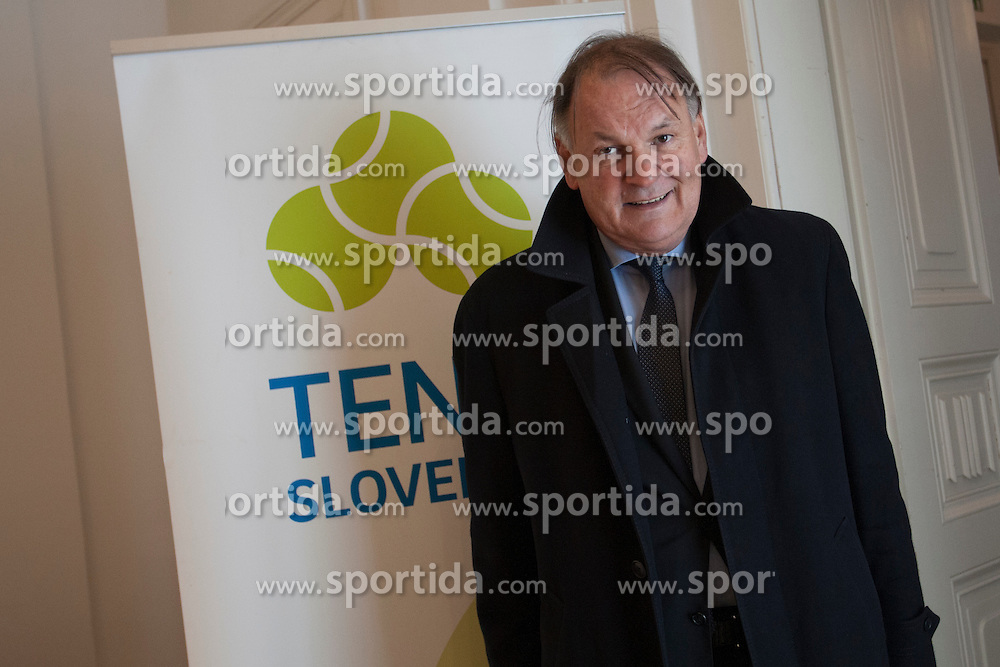 75th Anniversary of Slovene Tennis Association, on November 26, 2015, in Narodni dom, Maribor, Slovenia. Photo by Marko Vanovsek / Sportida