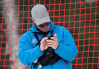 FIS NJR Ladies Slalom at Proctor / Blackwater February 18, 2011.