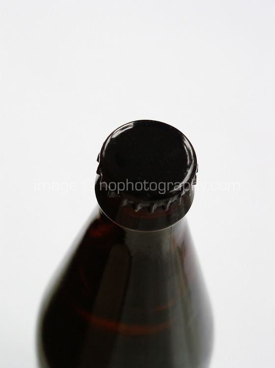 Beer bottle top