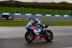 #50 Sylvain Guintoli Bennetts Suzuki MCE Insurance British Superbike Championship in association with Pirelli