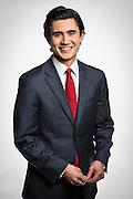 WDSU news reporter Blake Hanson