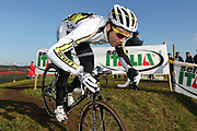 ITALY / ITALIE / ROME / CYCLING / WIELRENNEN / CYCLISME / CYCLOCROSS / CYCLO-CROSS / VELDRIJDEN / WERELDBEKER / WORLD CUP / COUPE DU MONDE / TRAINING / IPPODROMO CAPANNELLE / MARCEL WILDHABER (SUI) /