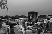 Pevensey Bay Boot Sale, East Sussex. 11 June 2017