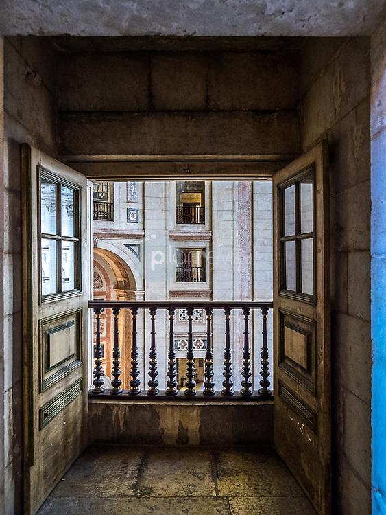 Ventanal en el Panteón Nacional ©Country Sessions / PILAR REVILLA