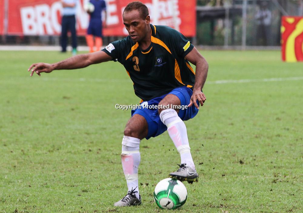 Robert Laua.<br /> Fifa World Cup Qualifier, Solomon Islands v New Zealand All Whites, Lawson Tama Stadium, Honiara, Solomon Islands, 5 September 2017. Photo: OFC Media / www.photosport.nz