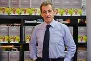 Nicolas Sarkozy dedicated new book