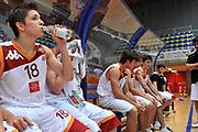 DESCRIZIONE : Cividale del Friuli Udine Finali Giovanili Nazionali Under 19 Virtus Roma Treviso<br /> GIOCATORE : Gianluca Marchetti<br /> SQUADRA : Virtus Roma<br /> EVENTO : Finali Giovanili Nazionali Under 19<br /> GARA : Virtus Roma Treviso<br /> DATA : 31/05/2011<br /> CATEGORIA : Curiosita', Time Out<br /> SPORT : Pallacanestro<br /> AUTORE : Agenzia Ciamillo-Castoria/S.Ferraro<br /> Galleria : Lega Basket A 2010-2011<br /> Fotonotizia : Cividale del Friuli Udine Finali Giovanili Nazionali Under 19 Virtus Roma Treviso<br /> Predefinita :