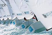Practice Race, Optinam 2013, Bermuda, © Matías Capizzano