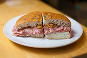 Muffuletta from The Sandwich Hut ($7.87) - OFF: RI