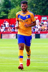 Jacob Mellis of Mansfield Town - Mandatory by-line: Ryan Crockett/JMP - 13/07/2019 - FOOTBALL - Impact Arena - Alfreton, England - Alfreton Town v Mansfield Town - Pre-season friendly