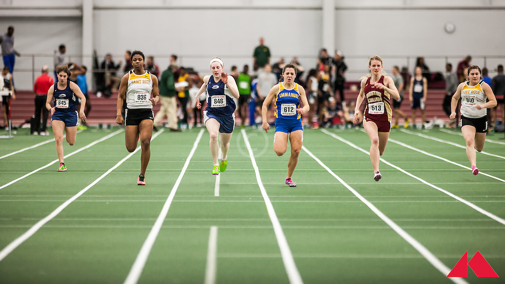 Boston University Scarlet and White Indoor Track & Field: Emmanuel, Boston College, Saint Rose