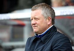 Northampton Town Manager Chris Wilder - Mandatory by-line: Robbie Stephenson/JMP - 09/04/2016 - FOOTBALL - Sixfields Stadium - Northampton, England - Northampton Town v Bristol Rovers - Sky Bet League Two