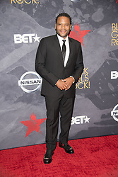 August 6, 2017 - New Jersey, U.S - ANTHONY ANDERSON, at the Black Girls Rock 2017 red carpet. Black Girls Rock 2017 was held at the New Jersey Performing Arts Center in Newark New Jersey. (Credit Image: © Ricky Fitchett via ZUMA Wire)