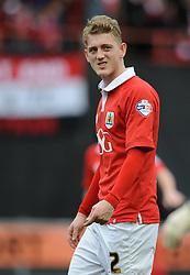 Bristol City's George Saville - Photo mandatory by-line: Dougie Allward/JMP - Mobile: 07966 386802 - 25/01/2015 - SPORT - Football - Bristol - Ashton Gate - Bristol City v West Ham United - FA Cup Fourth Round