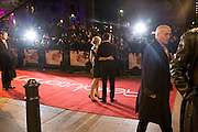 LEONARDO DICAPRIO; KATE WINSLET, The European Film Premiere of 'Revolutionary Road' at the Odeon Leicester Square. London.18 January  2009 *** Local Caption *** -DO NOT ARCHIVE -Copyright Photograph by Dafydd Jones. 248 Clapham Rd. London SW9 0PZ. Tel 0207 820 0771. www.dafjones.com<br /> LEONARDO DICAPRIO; KATE WINSLET, The European Film Premiere of 'Revolutionary Road' at the Odeon Leicester Square. London.18 January  2009
