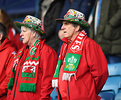 Wales Supporters<br /> Wales Women v South Africa Women<br /> Autumn International<br /> <br /> Photographer Mike Jones / Replay Images<br /> Cardiff Arms Park<br /> 10th November 2018<br /> <br /> World Copyright © 2018 Replay Images. All rights reserved. info@replayimages.co.uk - http://replayimages.co.uk