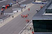 July 2, 2006: Indianapolis Motorspeedway. Michael Schumacher, Scuderia Ferrari