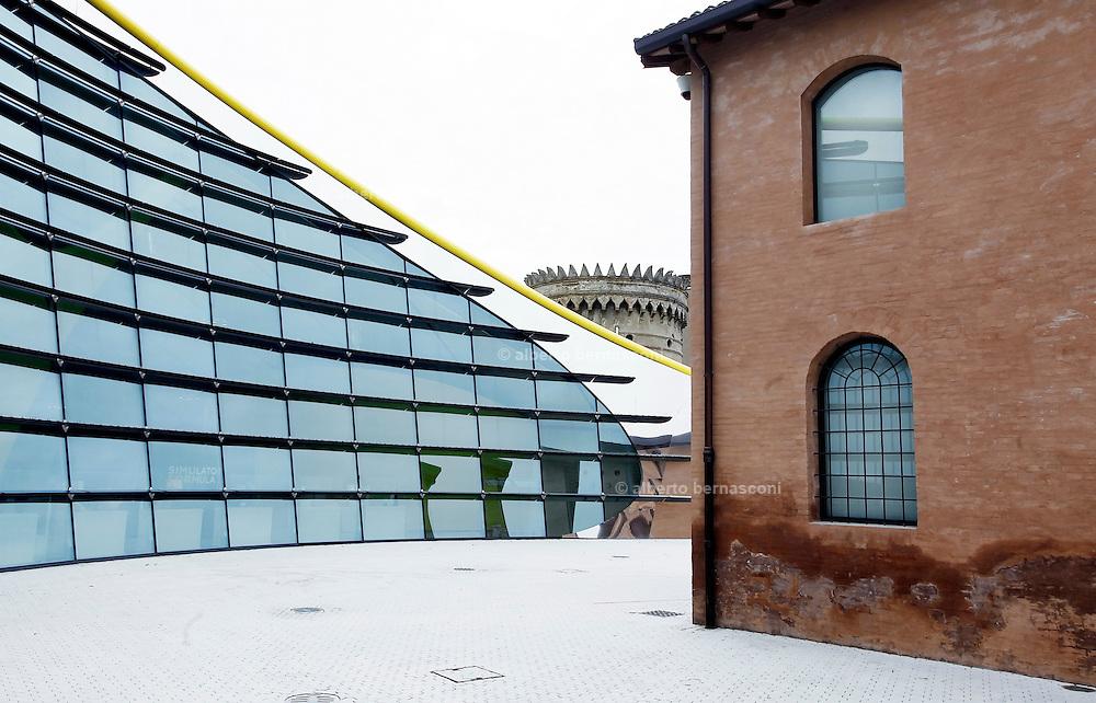 Medena, Casa Museo Enzo Ferrari. , Modena