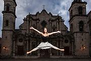 Laura, Cuban dancer