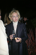 Wendy Coumantarus. Party for Bret Easton Ellis's book 'Lunar Park'  given by Geordie Greig. Home House. Portman Sq. London.  London. 5 October 2005. . ONE TIME USE ONLY - DO NOT ARCHIVE © Copyright Photograph by Dafydd Jones 66 Stockwell Park Rd. London SW9 0DA Tel 020 7733 0108 www.dafjones.com