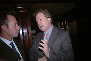 Christopher Sylvester. Annabels magazine cocktail party hosted by William Cash. Annabels. Berkeley Sq. London. 19  September 2005. ONE TIME USE ONLY - DO NOT ARCHIVE © Copyright Photograph by Dafydd Jones 66 Stockwell Park Rd. London SW9 0DA Tel 020 7733 0108 www.dafjones.com