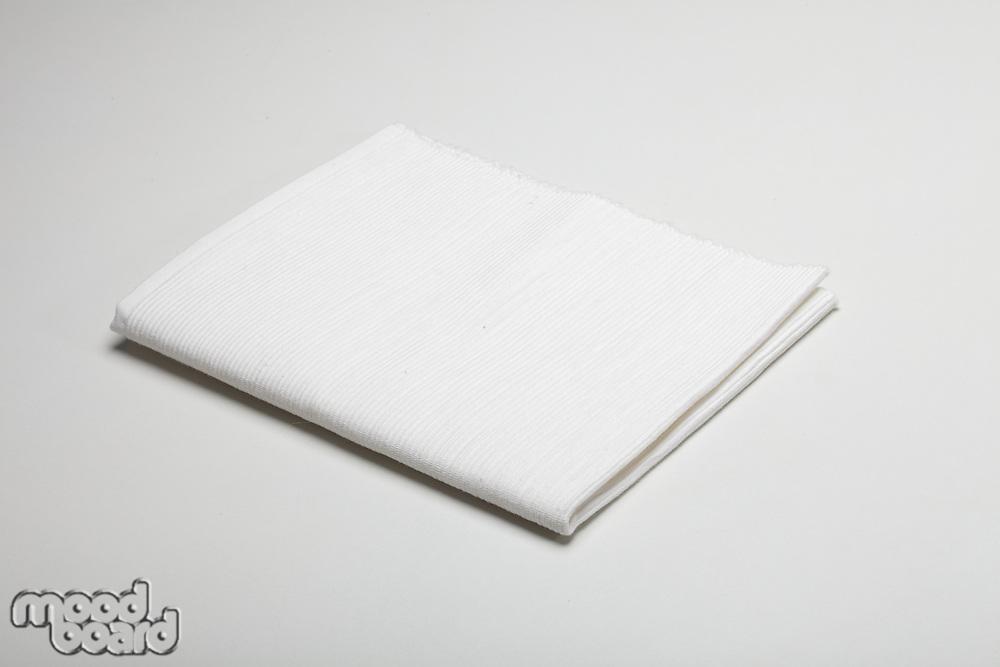 Studio shot of closth on white background