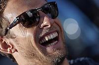 MOTORSPORT - F1 2013 - WINTER TESTS - JEREZ DE LA FRONTERA (ESP) - 05 TO 10/02/2013 - PHOTO : FRANCOIS FLAMAND / DPPI -.BUTTON JENSON (GBR) - MCLAREN MERCEDES MP4-28 - AMBIANCE PORTRAIT