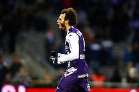 Joie Martin Braithwaite - 31.01.2015 - Toulouse / Reims - 23eme journee de Ligue 1 -<br />Photo : Manuel Blondeau / Icon Sport