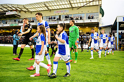 Mascots - Mandatory by-line: Dougie Allward/JMP - 24/04/2018 - FOOTBALL - Memorial Stadium - Bristol, England - Bristol Rovers v Wigan Athletic - Sky Bet League One