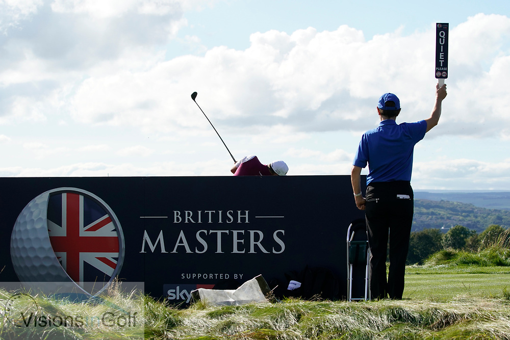 The British Masters 2017<br /> Close House<br /> Uk<br /> Picture Credit: Mark Newcombe/visionsingolf.com