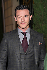 OCT 20 2014 Luke Evans at Cosmopolitan Awards