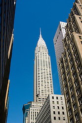 New York City, New York: Chrysler Building, architecture  .Photo #: ny299-15049  .Photo copyright Lee Foster, www.fostertravel.com, lee@fostertravel.com, 510-549-2202.
